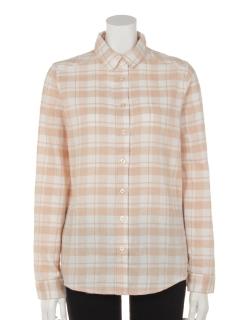 basicチェックシャツ