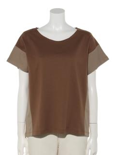 【SPOOL BY B&H】カラー切替えTシャツ