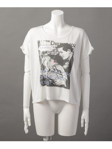ARROW (アロー) プリントTシャツ ホワイト