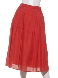 ブライトタックシアーカラースカート