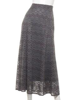 ラッセルレーススカート
