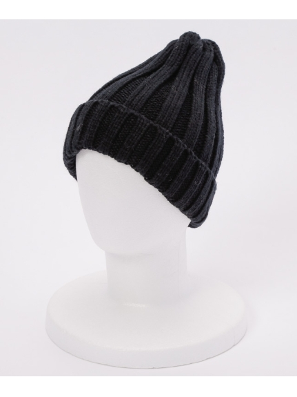 Paradise Picnic (パラダイスピクニック) ニット帽 ブラック