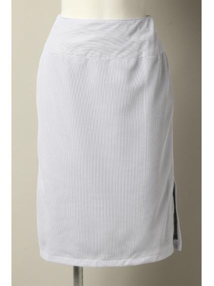 B DONNA (ビドンナ) スカート ホワイト