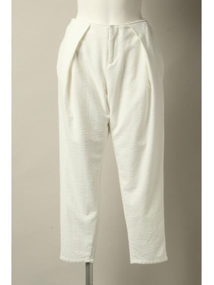 B DONNA (ビドンナ) パンツ ホワイト