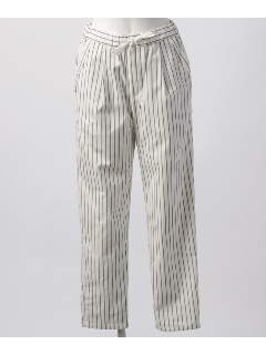 STRIPE SEMIWIDE STRETCH PT