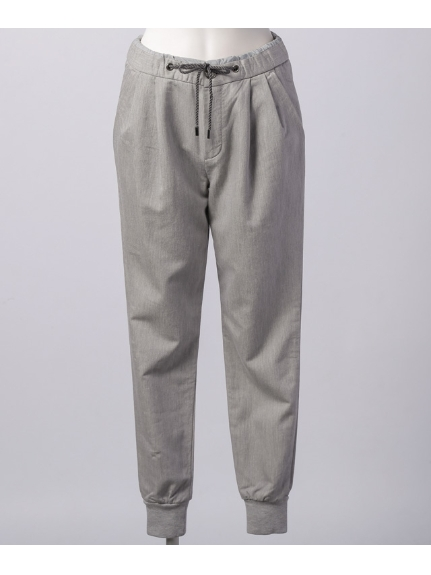 JIMMY TAVERNITI (ジミータヴァニティ) DENIT RELAX PANTS グレー