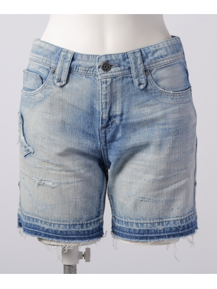 JIMMY TAVERNITI (ジミータヴァニティ) BASIC SHORT PANTS ブルー