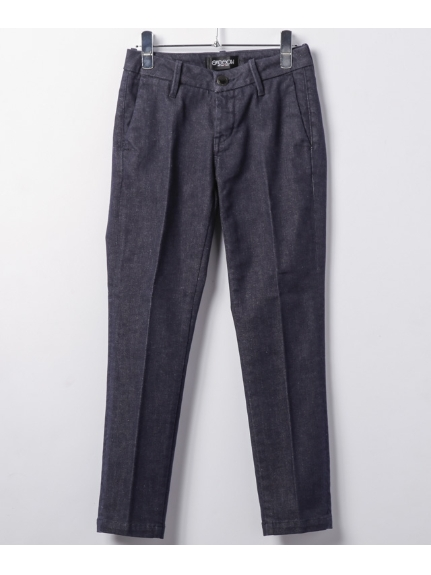 SASSON (サッソン) TAPERED PANTS ブルー
