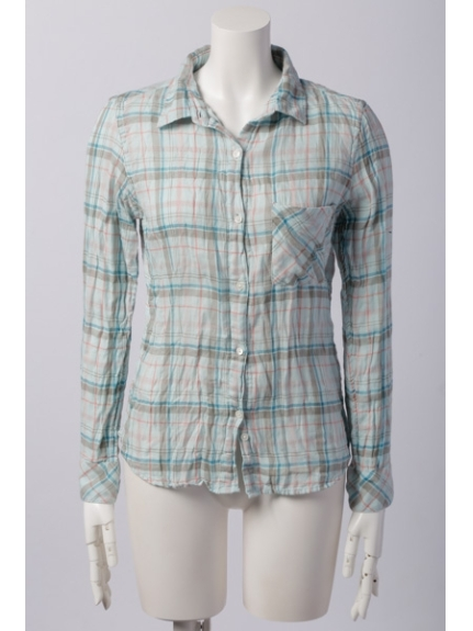 74%OFF YANUK (ヤヌーク) Y-SHIRT STANDARD DOUBLEFACE レッド
