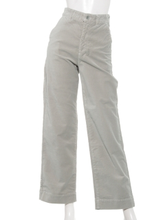 LILITH TROUSERS PANTS-VELVETEEN