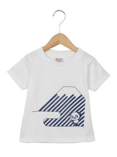 のっぺらパンダTシャツ
