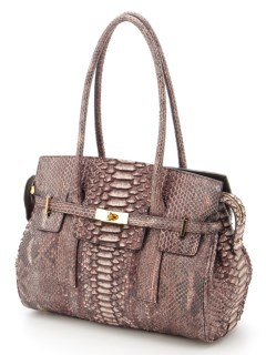 Satchel Light Brown