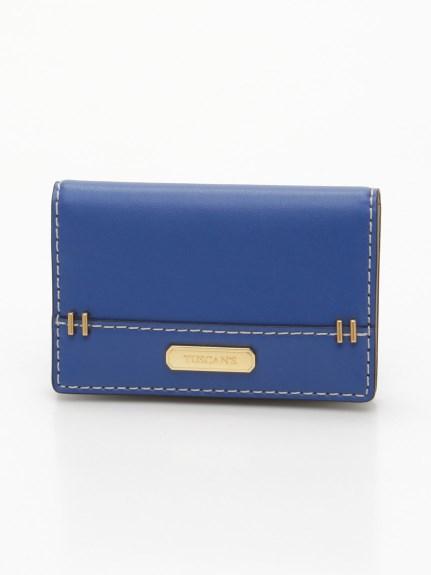 TUSCAN S (タスカンズ) GLeefulGetawayCardHolderBlue ブルー