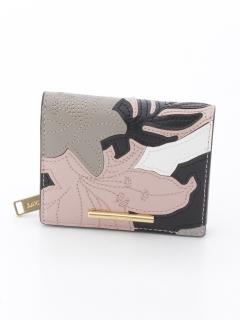 TUSCAN'SGLeeful Getaway Bi-Fold Wallet Nude