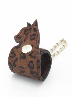 猫型ホースヘアーグローブホルダー