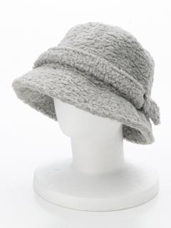 ループ生地ベルト付HAT