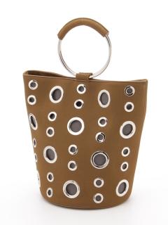 【HALIN】Eyelet Bucket