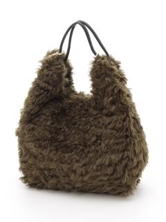 【HALIN】Fakefur ECO Bag