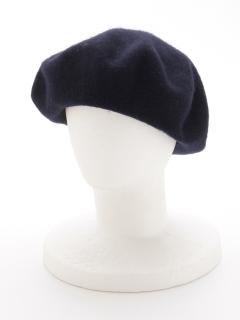 立体ベレー帽