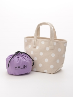 【HALIN】DotPrintトートS
