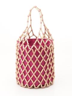 【HALIN】Join Wood Bag