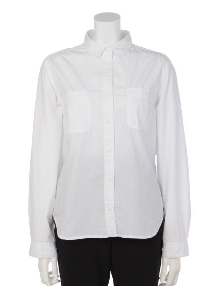 NANEA (ナネア) シャツ オフホワイト