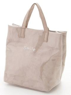 smileロゴペーパーバッグ