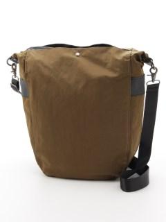 ハンドル防水ナイロン2WAYバッグ