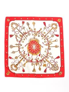 キーモチーフスカーフ