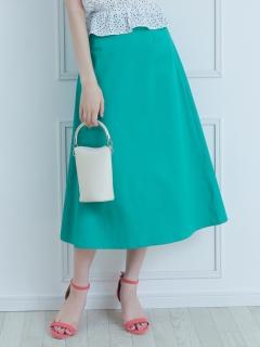 台形フレアスカート