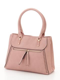 アイレットデザインハンドバッグ