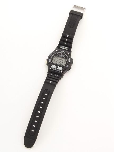 coen goods (コーエングッズ) TIMEXxCOENIRONMAN ブラック