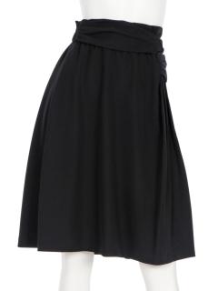 ミックスドレープスカート