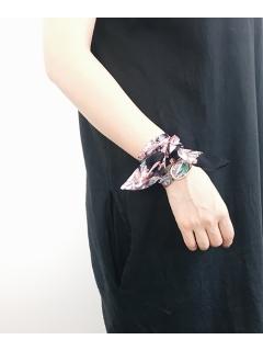 レトロスカーフマルチWAYスカーフ