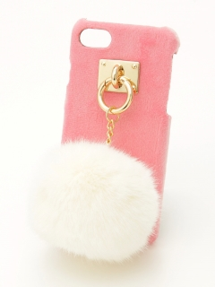 チャームiPhone7ケース