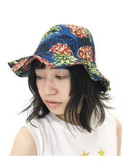 パイナップル柄HAT