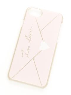 ラブレターiPhone6~8ラメケース