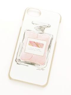 香水iPhone6/7ラメケース