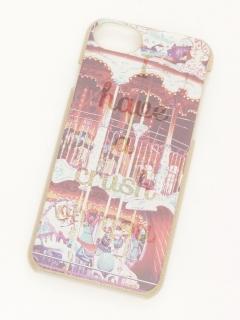メリーゴーラウンドiPhone6/7ラメケース