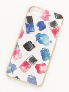 マニキュアiPhone6/7ラメケース