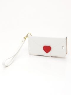 ラブレターiPhone6/6S/7ブックレットケース