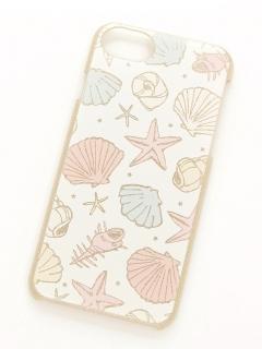 シェルiPhone6/7ラメケース