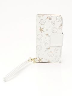 シェルiPhone6/7ブックレット