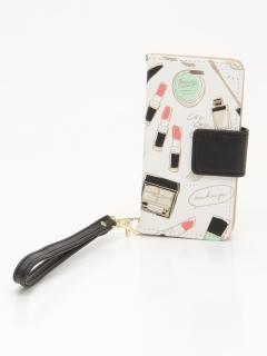 コスメiPhone6/7ブックレットケース