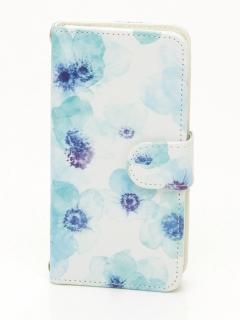 WatercolorfloweriPhone7/6/6Sブックレット
