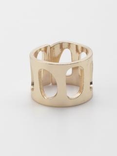 メタルデザインリング #12
