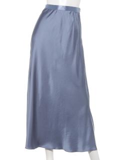 【DOLLUPOOPS】サテンスカート