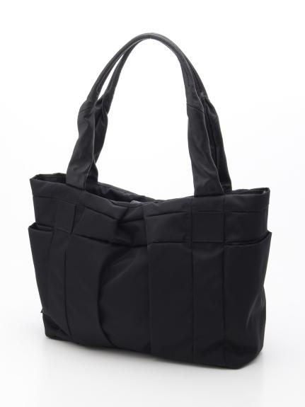 Y'SACCS(bag) (イザック(バック)) フロントタックトート ブラック