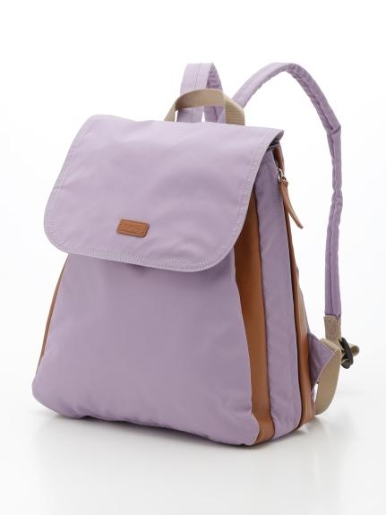 Y'SACCS(bag) (イザック(バック)) リュックサック ラベンダー