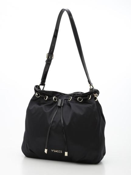 Y'SACCS(bag) (イザック(バック)) ショルダーバッグ ブラック